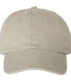 Mega Cap 7601 Pigment Dyed Cotton Twill Cap