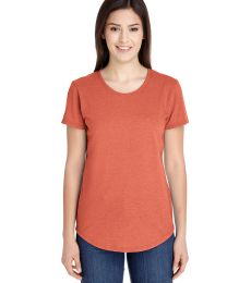 6750L Anvil Ladies' Triblend Scoop Neck T-Shirt