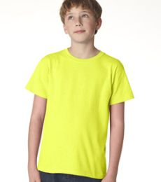 705B Anvil Youth Heavyweight Cotton Tee with TearAway Label