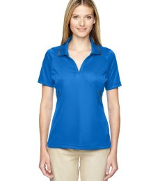75118 Ash City - Extreme Eperformance™ Ladies' Propel Interlock Polo with Contrast Tape
