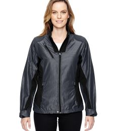 78807 Ash City - North End Sport Red Ladies' Interactive Aero Two-Tone Lightweight Jacket