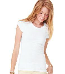 BELLA 8101 Womens Long Sheer T-shirt