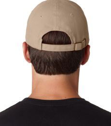 UltraClub 8111 Brushed Twill Unconstructed Dad Hat