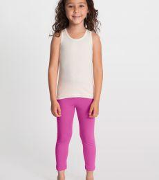 8128 American Apparel Kids Cotton Spandex Jersey Legging