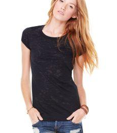 BELLA 8601 Womens Burnout T-shirt