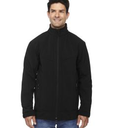 88604 Ash City - North End Sport Red Men's Three-Layer Light Bonded Soft Shell Jacket