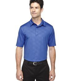88659 Ash City - North End Sport Red Men's Maze Performance Stretch Embossed Print Polo