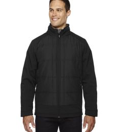 88661 Ash City - North End Sport Red Men's Neo Insulated Hybrid Soft Shell Jacket