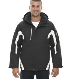88664 Ash City - North End Sport Red Men's Apex Seam-Sealed Insulated Jacket
