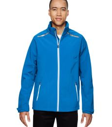 88693 Ash City - North End Sport Red Men's Excursion Soft Shell Jacket with Laser Stitch Accents