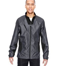 88807 Ash City - North End Sport Red Men's Interactive Aero Two-Tone Lightweight Jacket