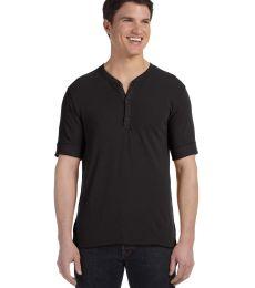 AA2055 Alternative Men's Short-sleeve Henley
