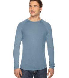 AP203 Authentic Pigment Men's True Spirit Raglan T-Shirt