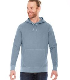 AP207 Authentic Pigment Unisex French Terry Hoodie