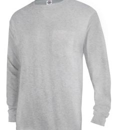 64732L Delta Apparel Adult Long Sleeve Pocket Tee 6 0 oz