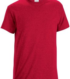 11001 Delta Apparel 30/1's Unisex Adult 100% Poly Performance Tee