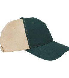 Big Accessories BA507 Two-Tone Dad Hat
