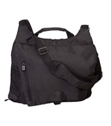 BE045 BAGedge Unisex Messenger Tech Bag