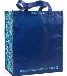 1768 Gemline Laminated 100% Recycled Shopper