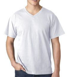 3930V Fruit of the Loom Adult Heavy Cotton HDV-Neck T-Shirt