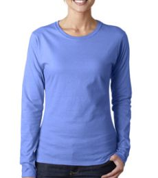 64400L Gildan Junior-Fit Softstyle Long-Sleeve T-Shirt