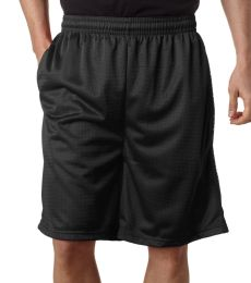 7219 Badger Adult Mesh Shorts With Pockets