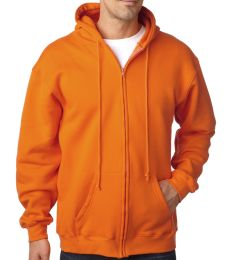 900 Bayside Adult Hooded Full-Zip Blended Fleece