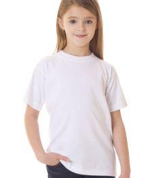 B4100 Bayside Youth Short-Sleeve Cotton Tee