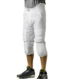 NB6180 A4 Youth Flyless Integrated Football Pant