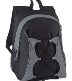 44018 Ash City Recycled Polyester Backpack