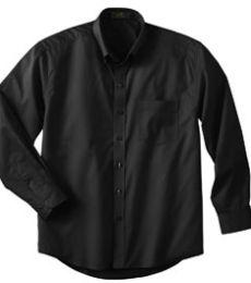 87015 Ash City Men's Long Sleeve Twill Shirt