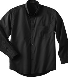 87015T Ash City Men's Tall Long Sleeve Easy Care Twill Shirt