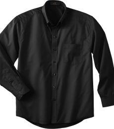 87015T Ash City Men's Tall Long Sleeve Easy Care Twill Shirt