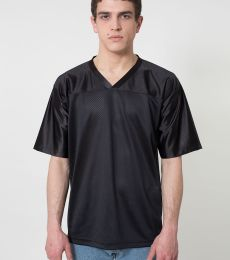 H418 American Apparel Poly Mesh Football Jersey
