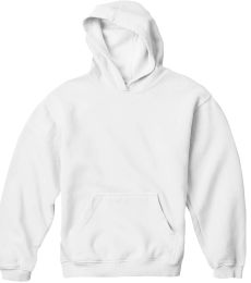 C8755 Comfort Colors Drop Ship Youth 10 oz. Garment-Dyed Hooded Sweatshirt