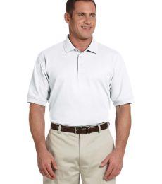 D100T Devon & Jones Men's Tall Pima Piqué Short-Sleeve Polo