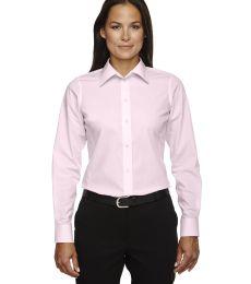 D645W Devon & Jones Ladies' Crown Collection™ Banker Stripe