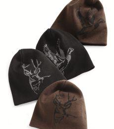 3522 DRI DUCK Wildlife Knit Cap