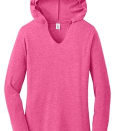 DM139L - District Made Ladies Perfect Tri  Long Sleeve Hoodie