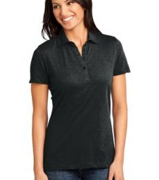 District Made 153 Ladies Slub Polo DM450