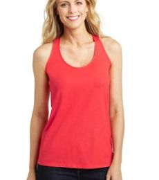 DM455 District Made Ladies Shimmer Loop Back Tank
