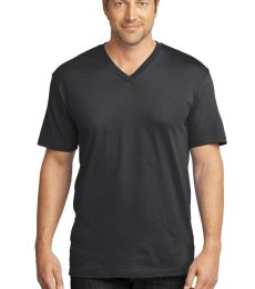 District Made 153 Mens Perfect Weight V Neck Tee DT1170