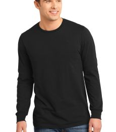 District DT5200 Young Mens The Concert Tee Long Sleeve