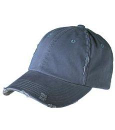 District DT600 Distressed Dad Hat