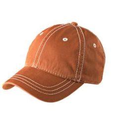 District DT610 Thick Stitch Weathered Dad Hat