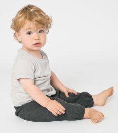F082 American Apparel Unisex Infant Fleece Pant