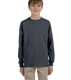 2400B  Gildan Youth 6.1 oz. Ultra Cotton® Long-Sleeve T-Shirt