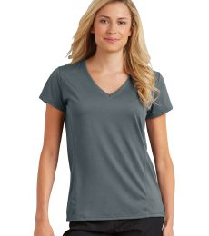 Gildan G47V Ladies Tech V-Neck T-shirt