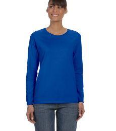 5400L Gildan Missy Fit Heavy Cotton Fit Long-Sleeve T-Shirt