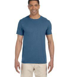 64000 Gildan Soft Style 30 Singles Ring-spun T-shirt